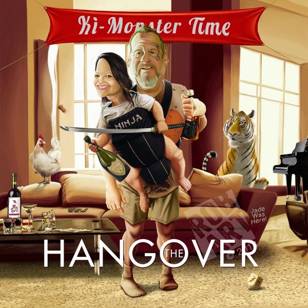 The Hangover - Vegas Party