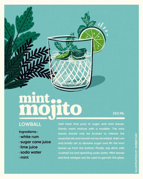aday+mint+mojito