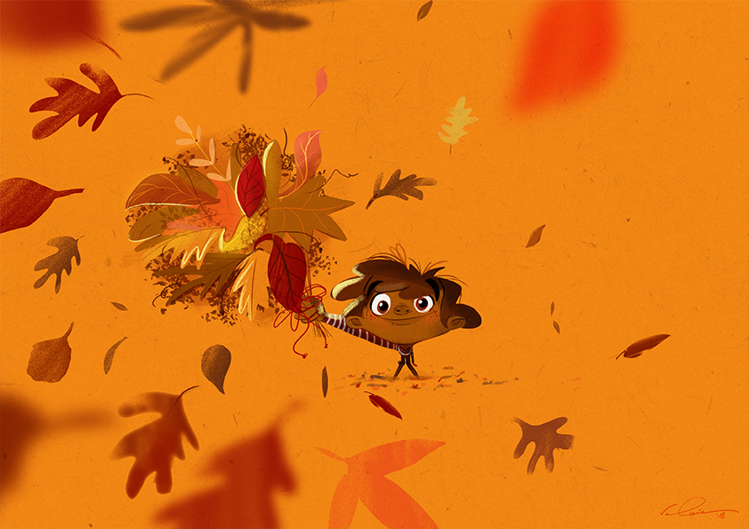 A bunch of Autumn