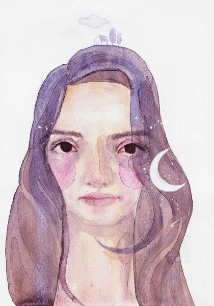 Sun Moon Cloud - She