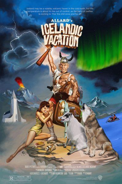 Icelandic Vacation Parody