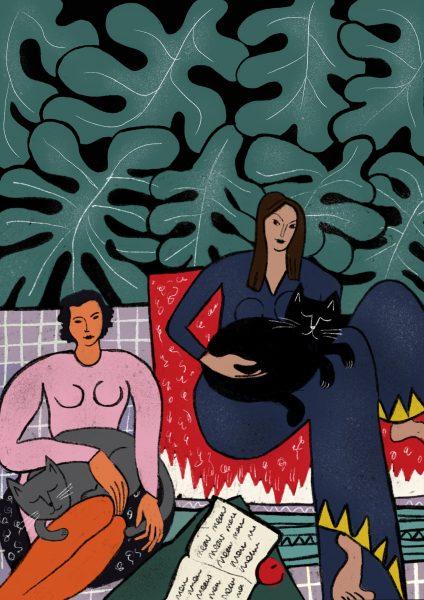 Catisse Cat Ladies