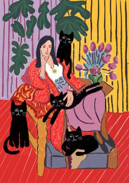 Catisse Cat Lady