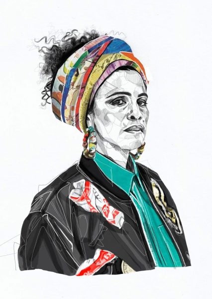 Neneh Cherry for Adidas originals x Creative Debuts