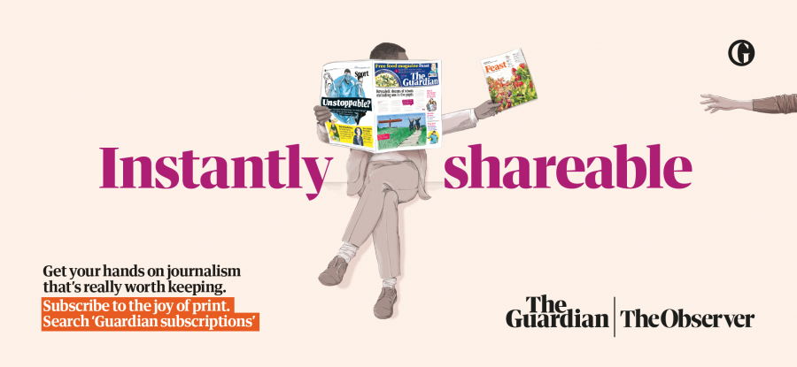 The Guardian Campaign