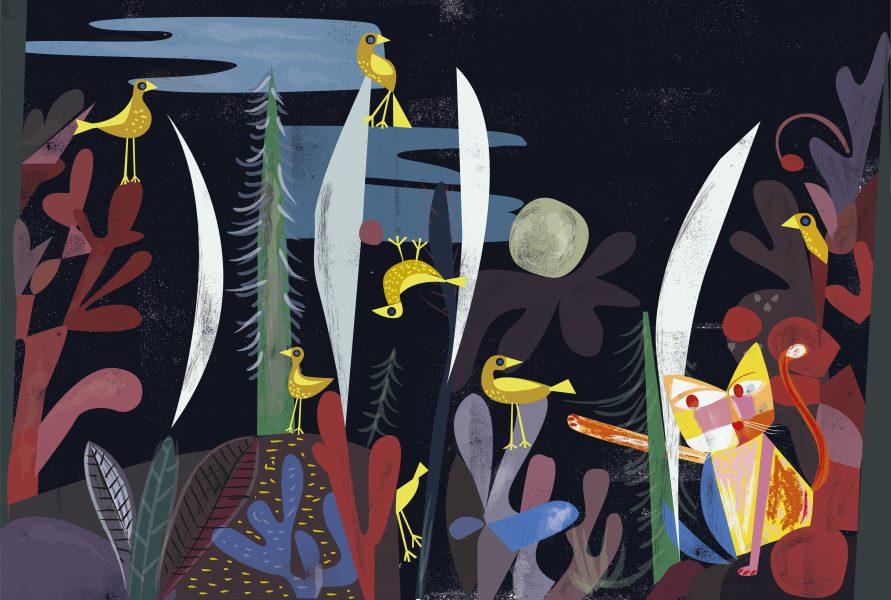 Paw Klee