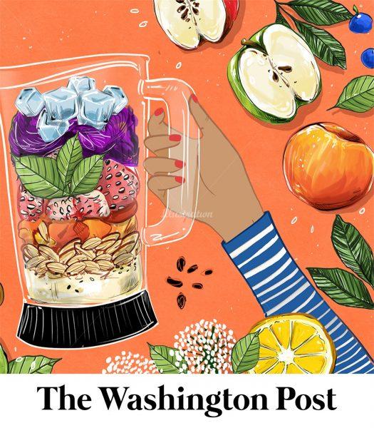 Washington Post Smoothie