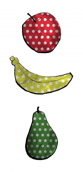 Polka Dot Fruit