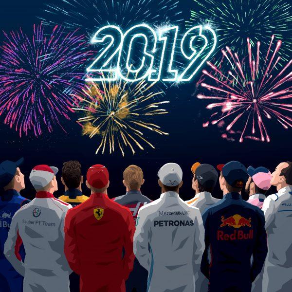 Formula One - Happy New Year!