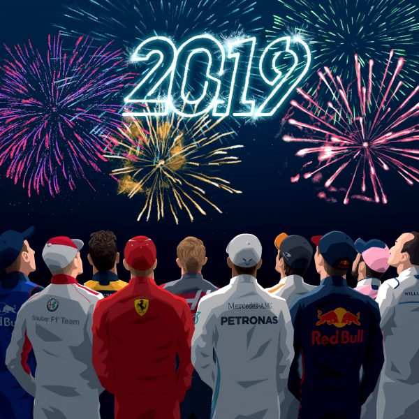 Formula One - Happy New Year!