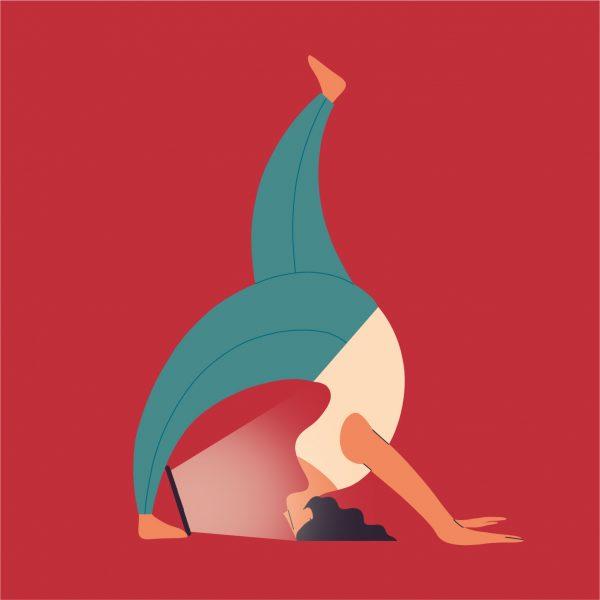 Screen Addiction - Yoga