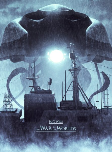 The War of the Worlds // Bottleneck Gallery