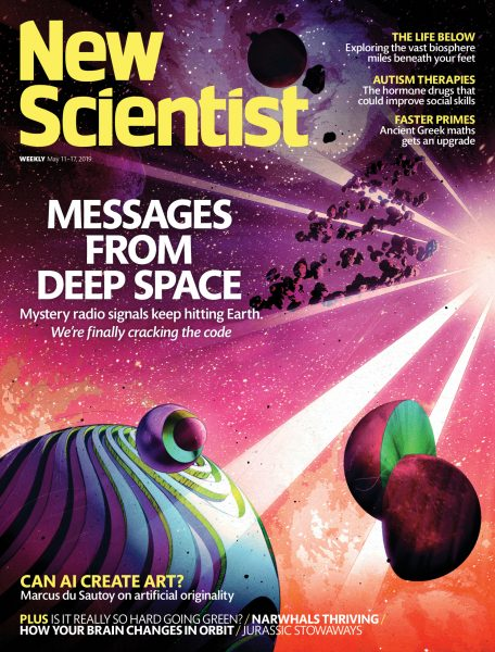 Messages From Deep Space / New Scientist