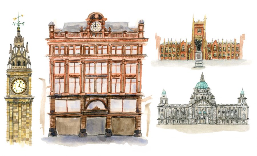 Buildings of Belfast