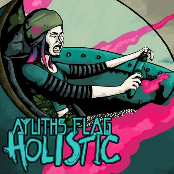 Holistic - EP Cover