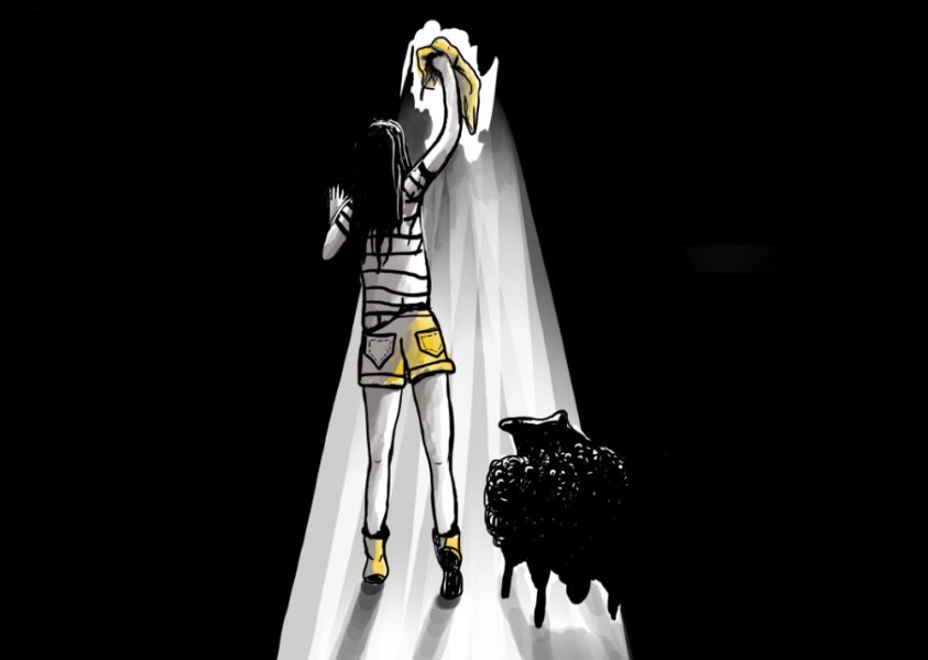 Black sheep part 1