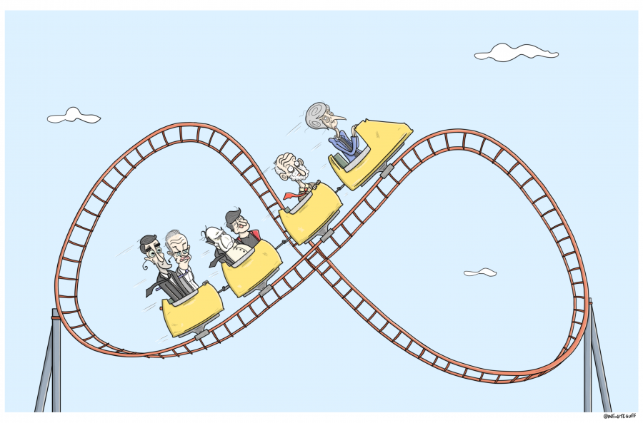 The Infinite Brexit Rollercoaster