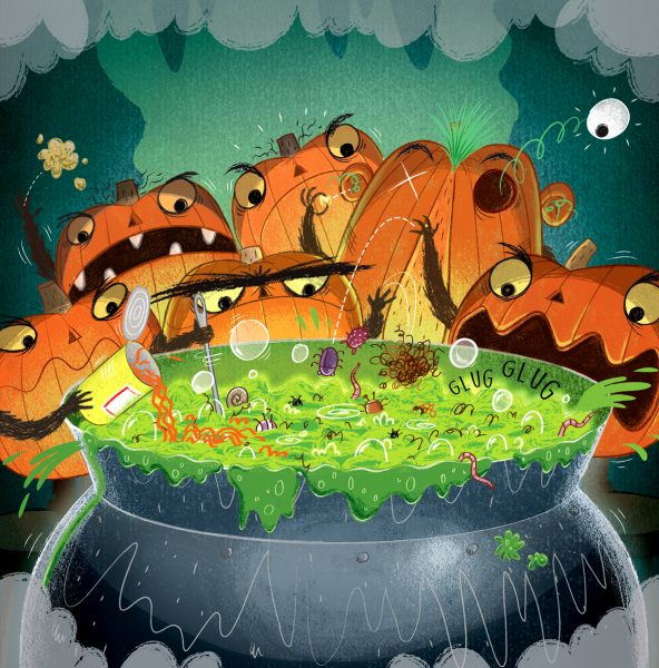 Chris Pumpkin 2