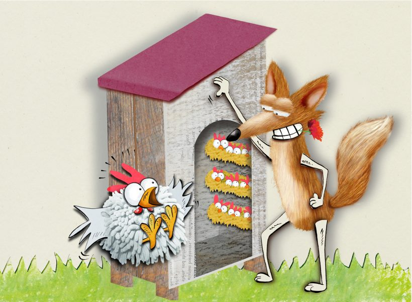 Fox_chicken