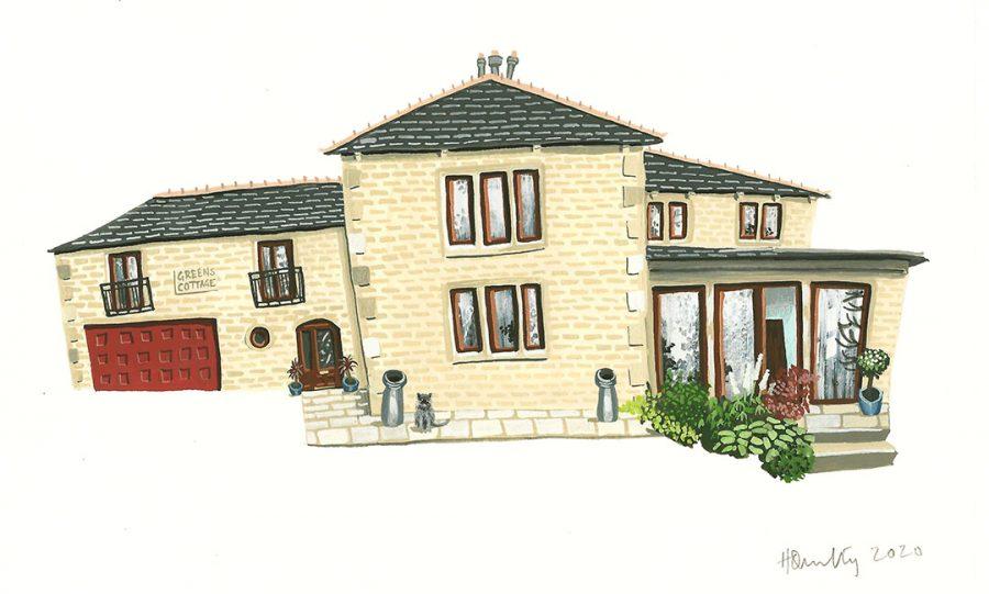 Greens Cottage