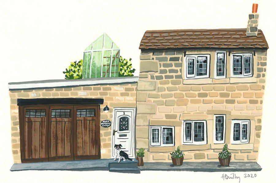 Hard Hippens Cottage