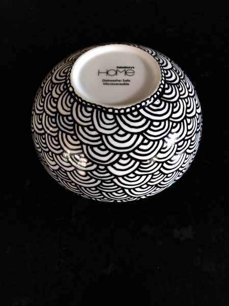 Customised bowl