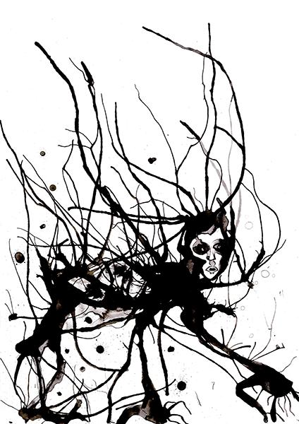 Ink Creature #1