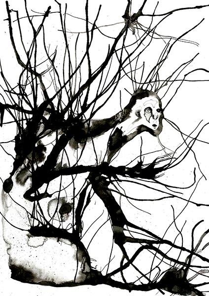 Ink Creature #3