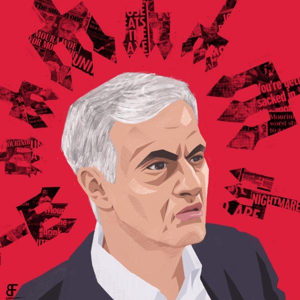 Jose Under Pressure