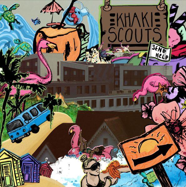 Khaki Scouts - Send Help
