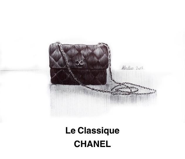 Le Sac 2.55 Chanel by Albertino | Maison des Albertins