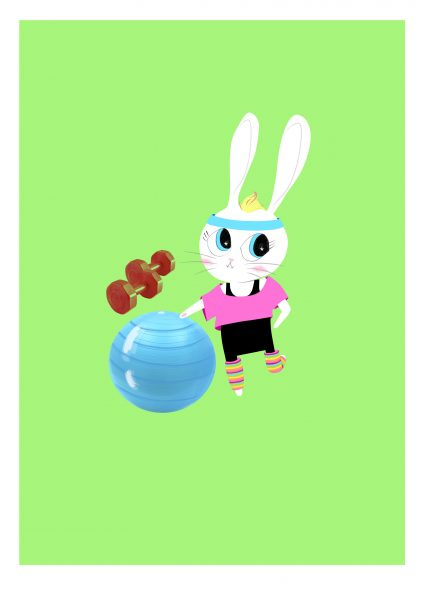 Exercise Bunny