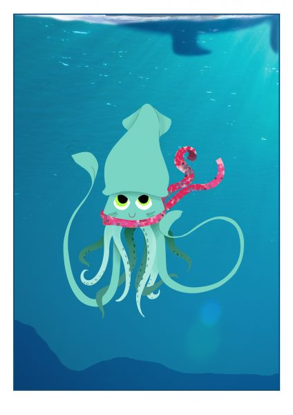 Softie Squid