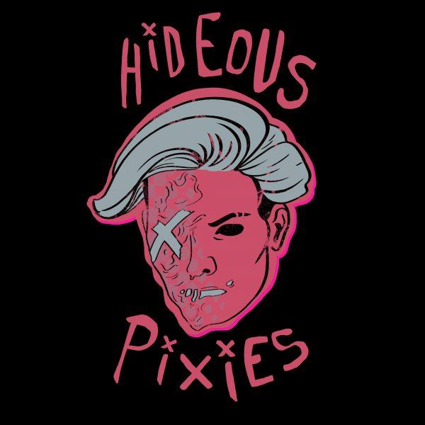 Hideous Pixies Logo