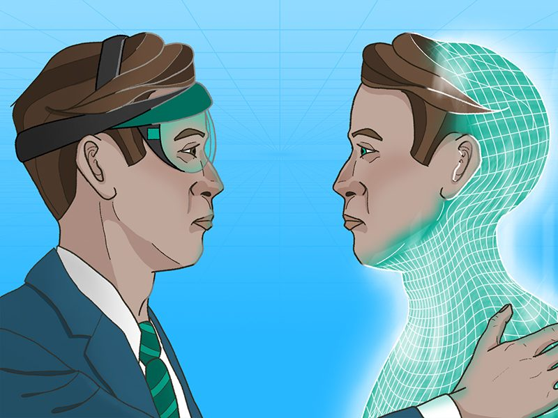 Does virtual and augmented reality mean augmented cybercrime too?, for Kaspersky