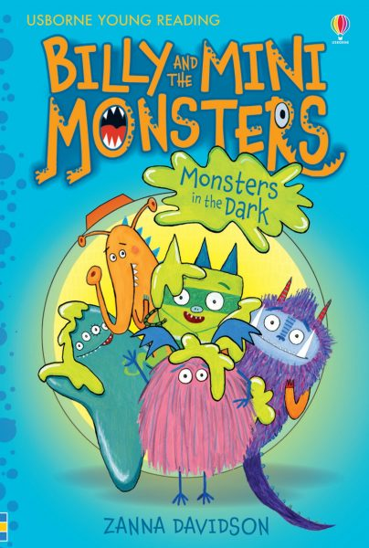 Monsters in the Dark Cover
