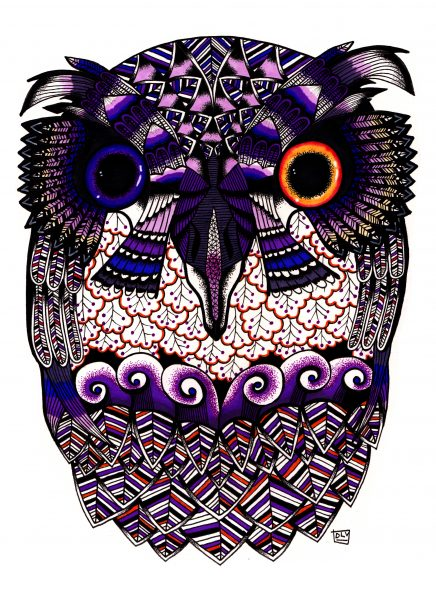 Owl/Chouette