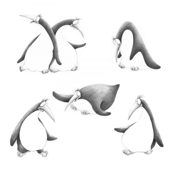 Penguins_BW