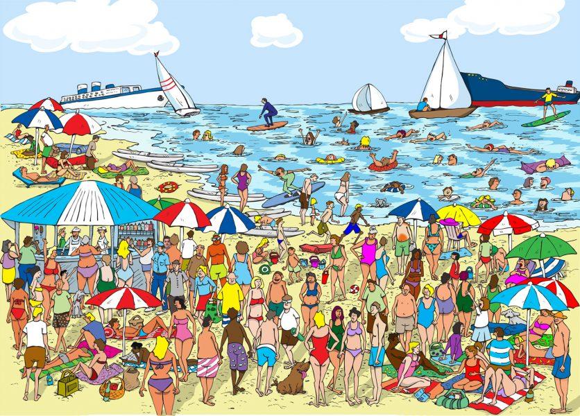 People_beach