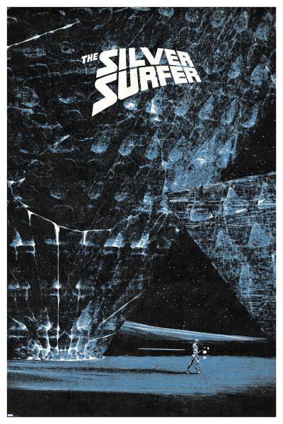 Silver Surfer // Mondo