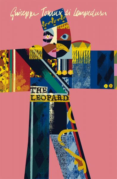 THE-LEOPARD Book cover