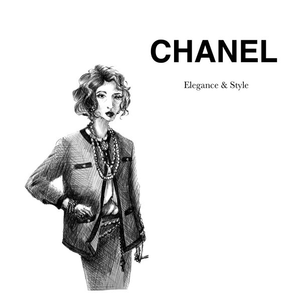 Tailleur CHANEL Elegance by Albertino