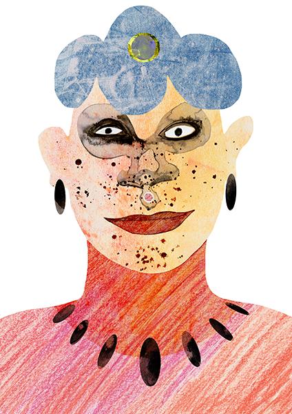 Texture Lady