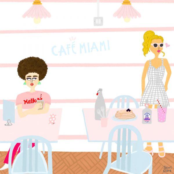 Cafe Miami