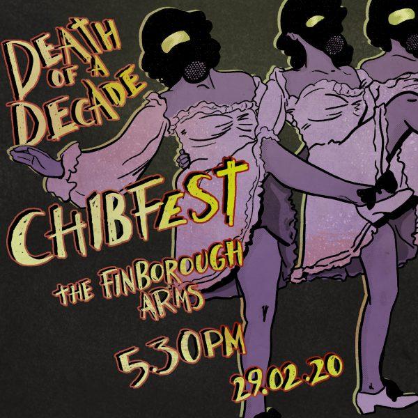 Death of a Decade Chibfest Announcement