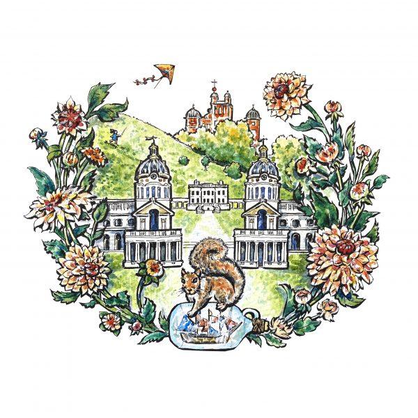 Greenwich In Bloom