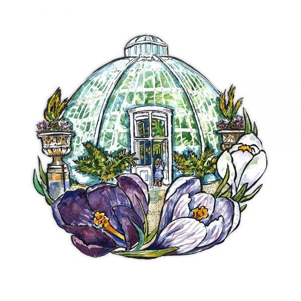 Kew In Bloom