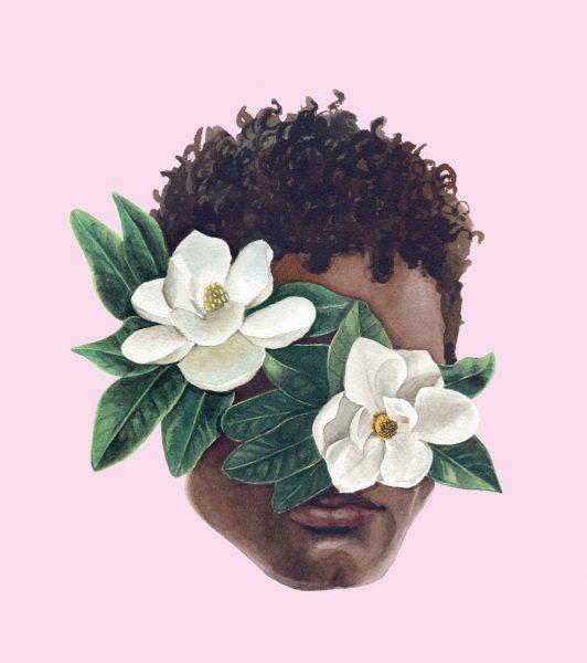 Magnolia portrait