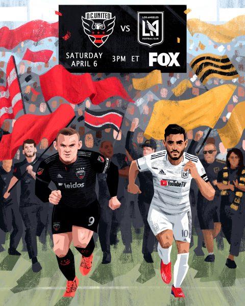MLS LA Derby