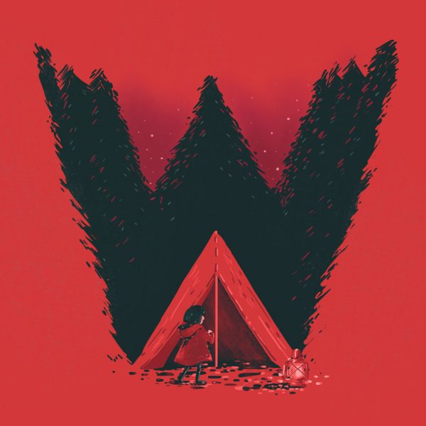 Typefight – W + Red
